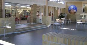 Skjoldborgvejens Skole Skoletorv og overbygning