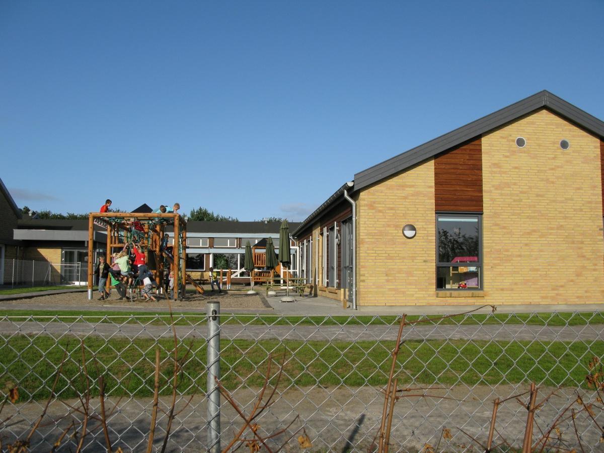 Herslev Skole | Flexinstitustion & Toiletbygning