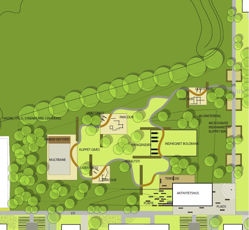Skanseparken | Renovering og ombygning
